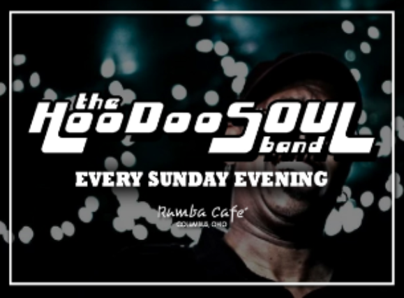 Hoodoo Soul Band this Sunday is postponed (stay safe!)