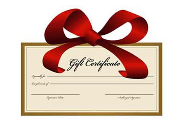 Shank Hall Gift Certificate
