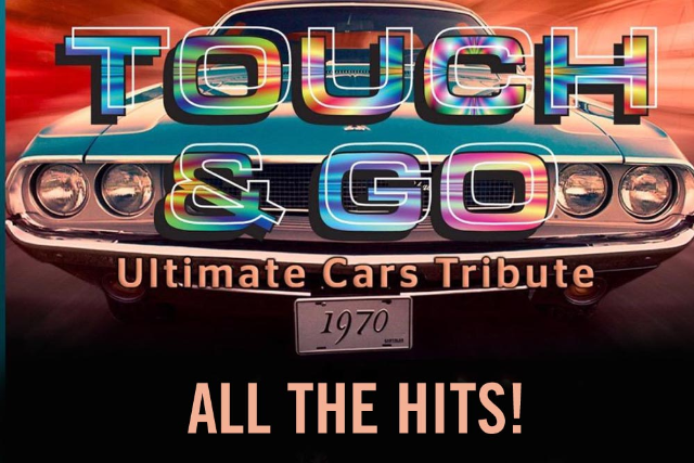 Touch & Go - The Ultimate Tribute to The Cars at Club LA