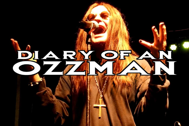 Diary of an Ozzman plus Overdrive at Club LA