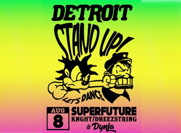 Super Future with Dreezstring, KNGHT & Dynja