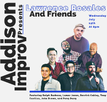 LAWRENCE ROSALES AND FRIENDS