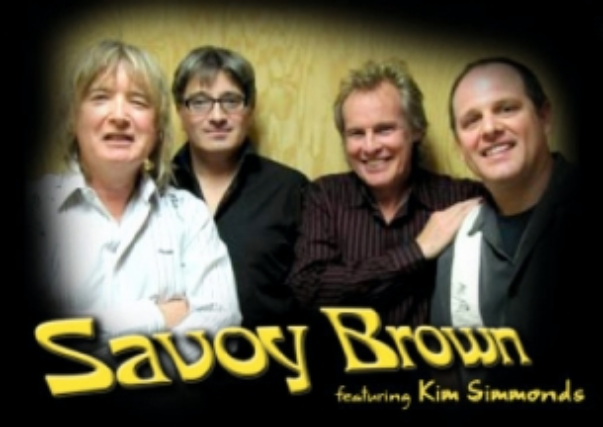 Savoy Brown featuring Kim Simmonds at Shank Hall - Milwaukee, WI 53202