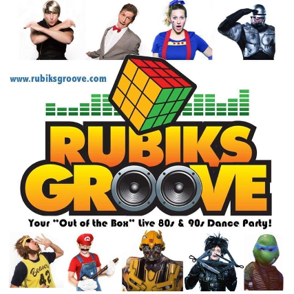 Rubiks Groove at 3rd and Lindsley