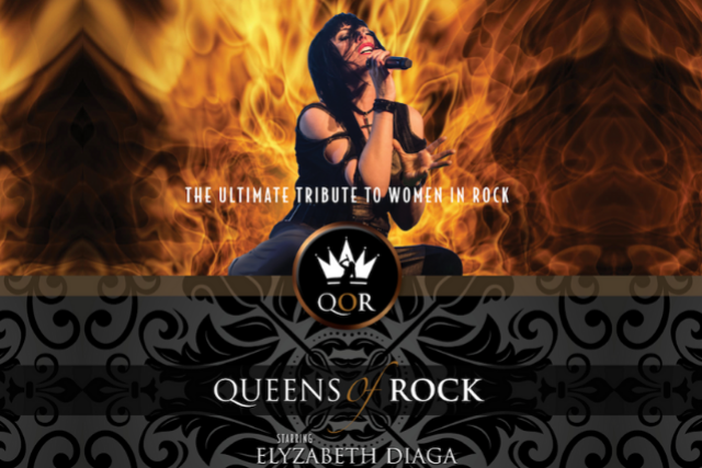 Queens of Rock at The Mosaic On The Strip