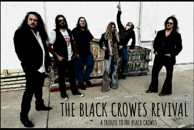 The Black Crowes Revival - Tribute to The Black Crowes