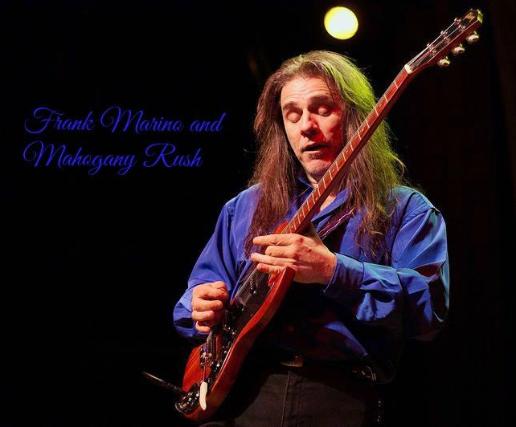 Frank Marino & Mahogany Rush at Shank Hall - Milwaukee, WI 53202