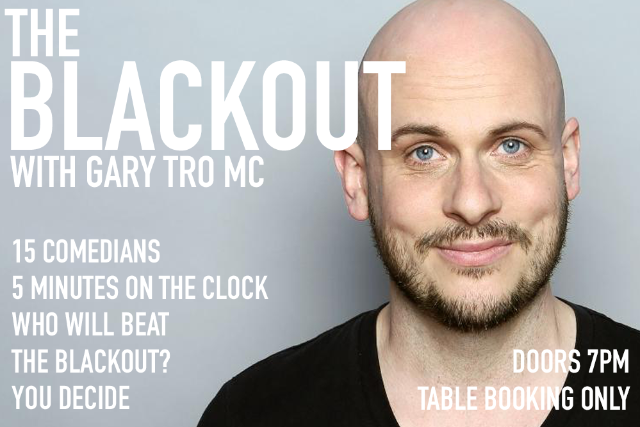 The Blackout Thu 05 Nov