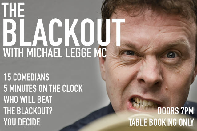 The Blackout Thu 03 Dec