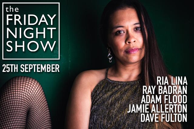 The Friday Night Show Fri 25 Sep