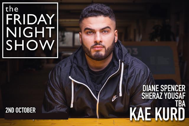 The Friday Night Show Fri 02 Oct