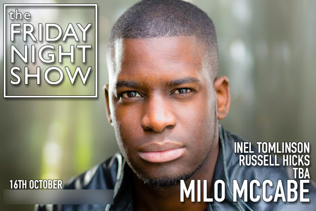 The Friday Night Show Fri 16 Oct