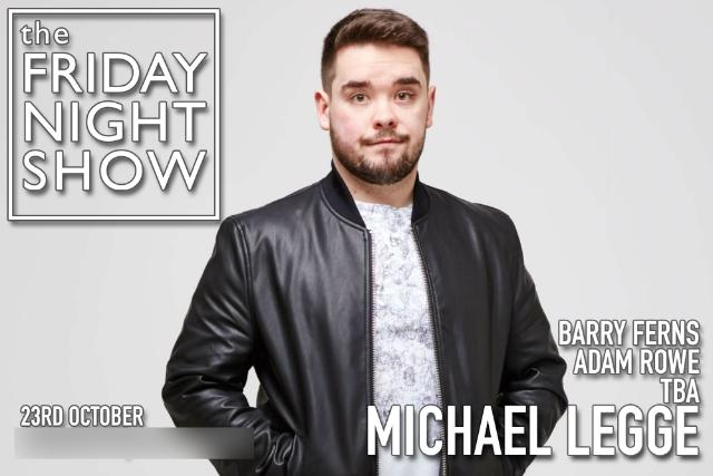 The Friday Night Show Fri 23 Oct