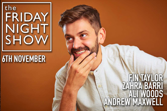The Friday Night Show Fri 06 Nov