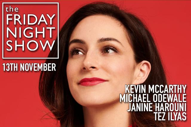 The Friday Night Show Fri 13 Nov