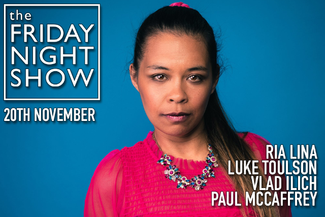 The Friday Night Show Fri 20 Nov