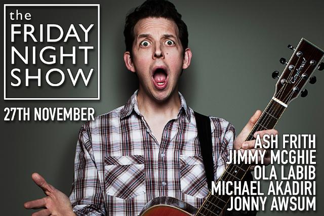 The Friday Night Show Fri 27 Nov