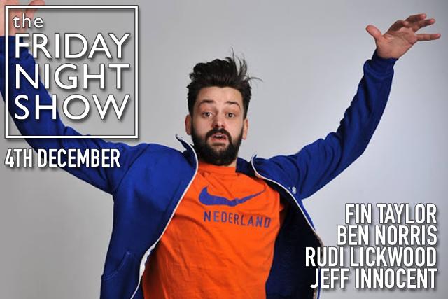 The Friday Night Show Fri 04 Dec