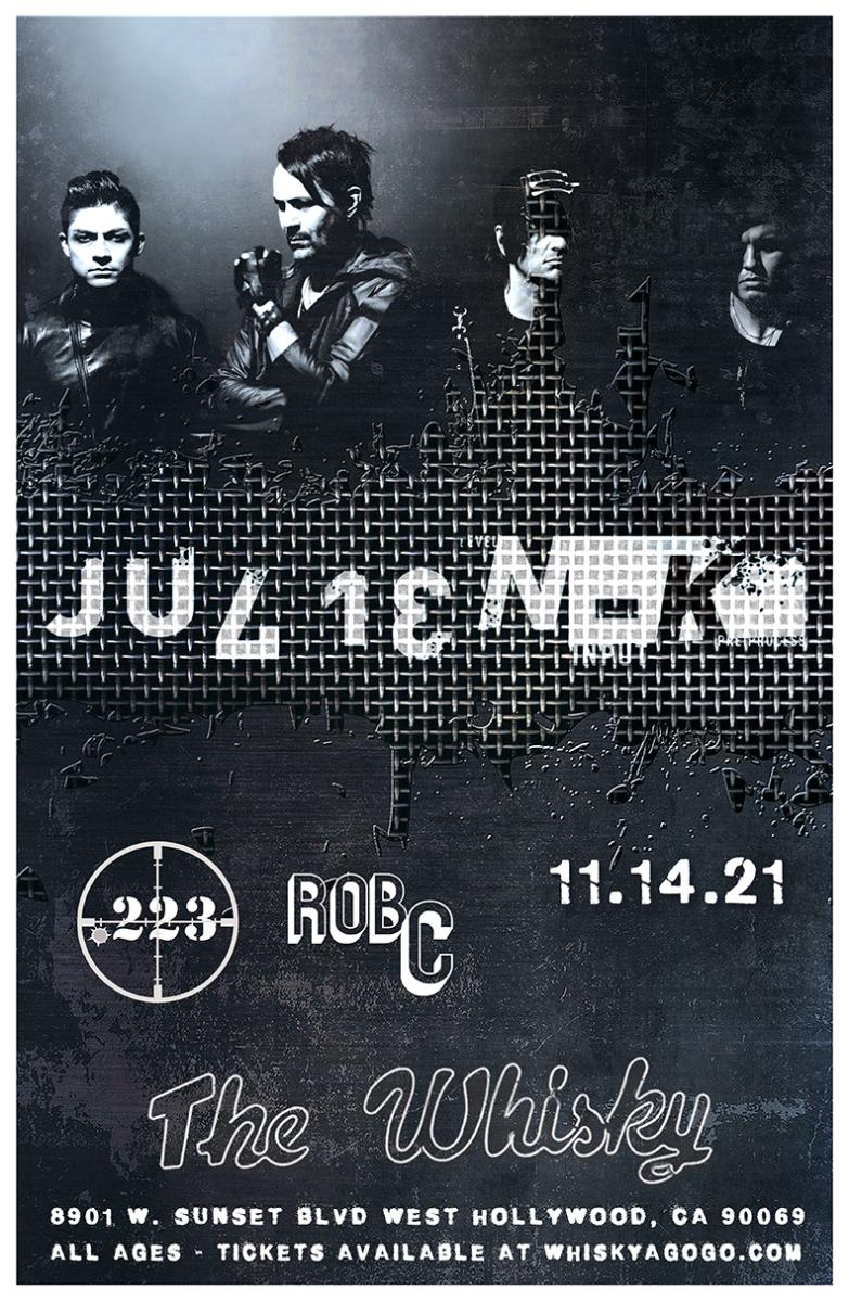 Julien-K, .223, Rob C