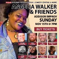 ANGELIA WALKER AND FRIENDS
