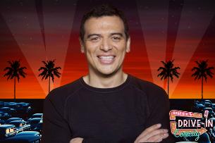 Improv Live Comedy Drive In: Carlos Mencia