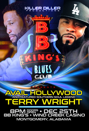 Avail Hollywood and Featured Southern Legend Terry Wright