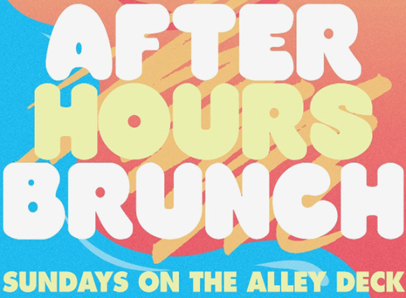 After Hours Brunch, Hosted by: Grant Jackson