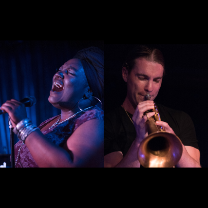 Max Ribner w/ Saeeda Wright LIVE STREAM at Jack London Revue