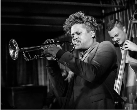 Noah Simpson Quartet LIVE STREAM at Jack London Revue