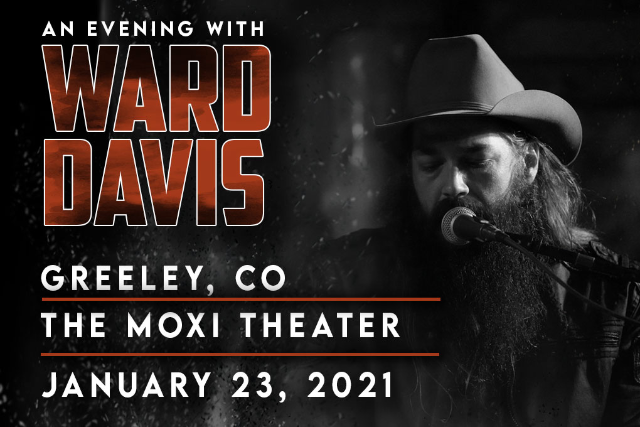 Ward Davis at Moxi Theater