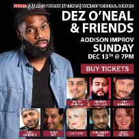 Dez O'Neal and Friends