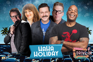 Improv Live Comedy Drive In: HaHa Holiday