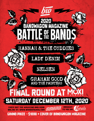 Battle of the Bands - The Finals at Moxi Theater - Greeley, CO 80631