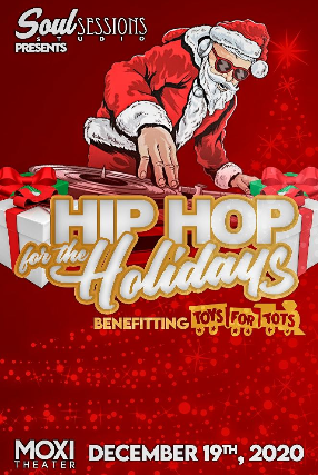 Hip Hop for the Holidays at Moxi Theater - Greeley, CO 80631