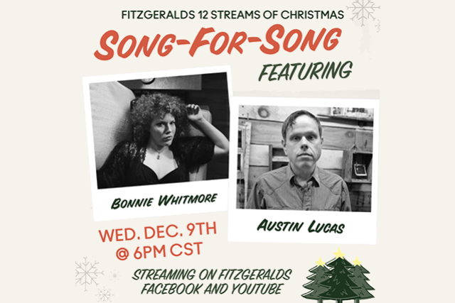 Song For Song: Bonnie Whitmore & Austin Lucas