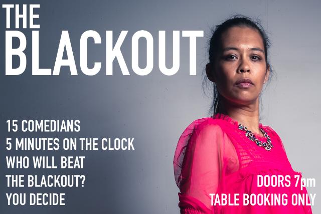 The Blackout Thu 18 Mar