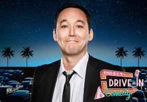 Improv Live Comedy Drive In: Steve Byrne