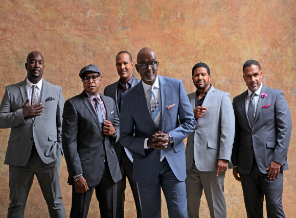 Take 6: A Christmas Celebration - RESCHEDULED - Napa, CA 94559