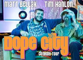 Dope City Comedy Tour
