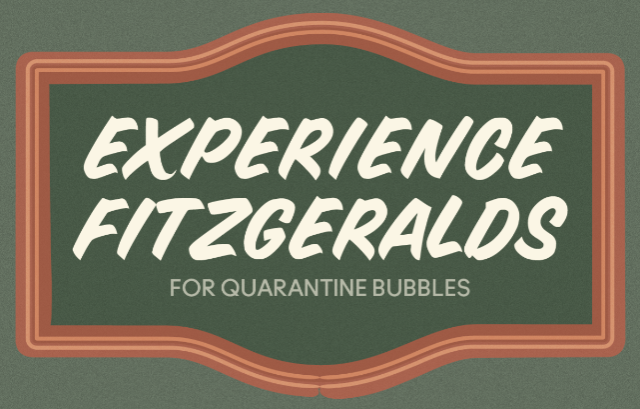 EXPERIENCE FITZGERALDS