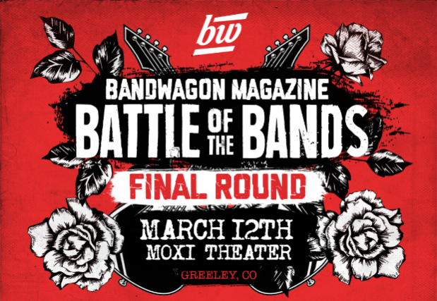 Battle of the Bands - The Finals @ Union Colony Civic Center
