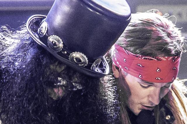 Nightrain - Tribute to Guns-N-Roses at Club LA