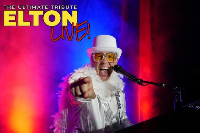 Elton John Tribute - Elton Live! at Club LA