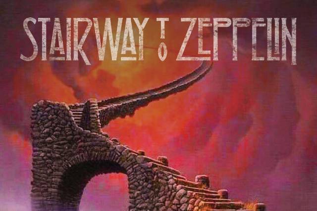 STAIRWAY TO ZEPPELIN: A SALUTE TO LED ZEPPELIN at Club LA