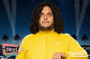 Improv Live Comedy Drive In: Felipe Esparza