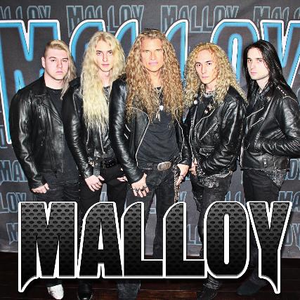 MALLOY at Club LA