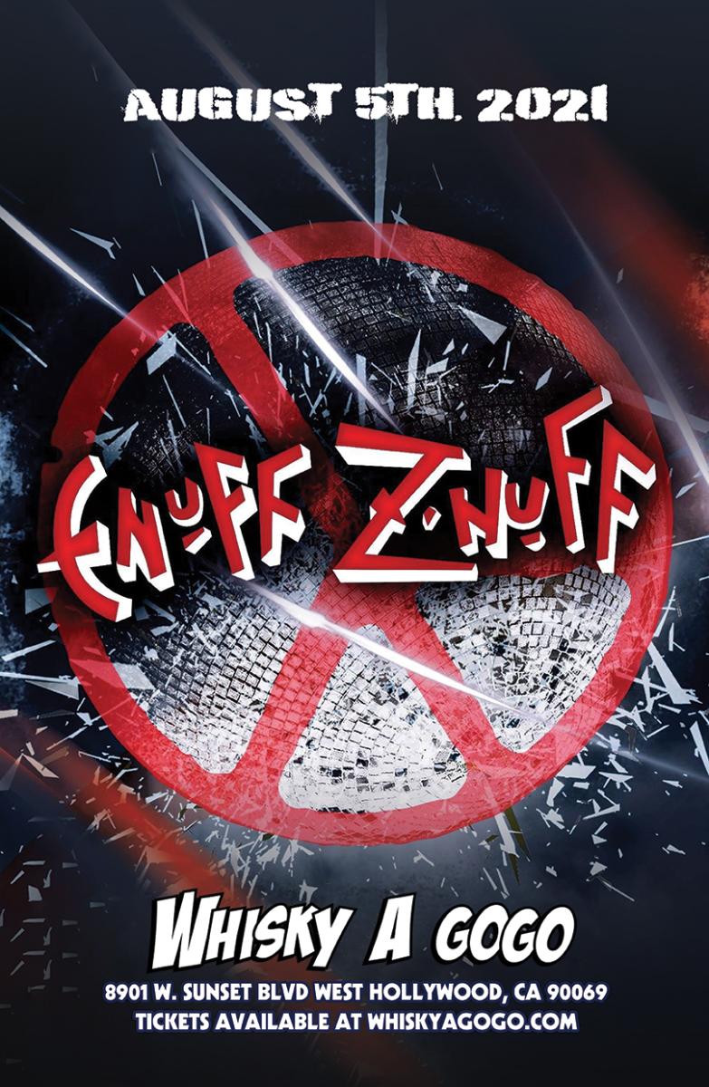 Enuff Z'Nuff, Darkhorse Rising, The Sol Tides