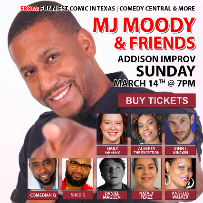 MJ Moody and friends.
