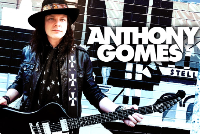 Anthony Gomes - 100 Tickets only! at The Token Lounge