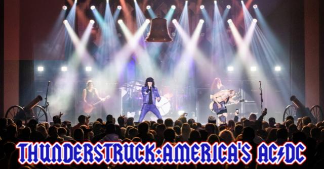 Thunderstruck America's AC/DC